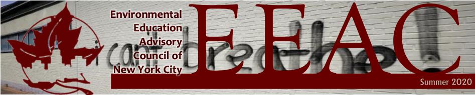 EEAC newsletter header
